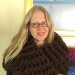 crocheted cowl for sale