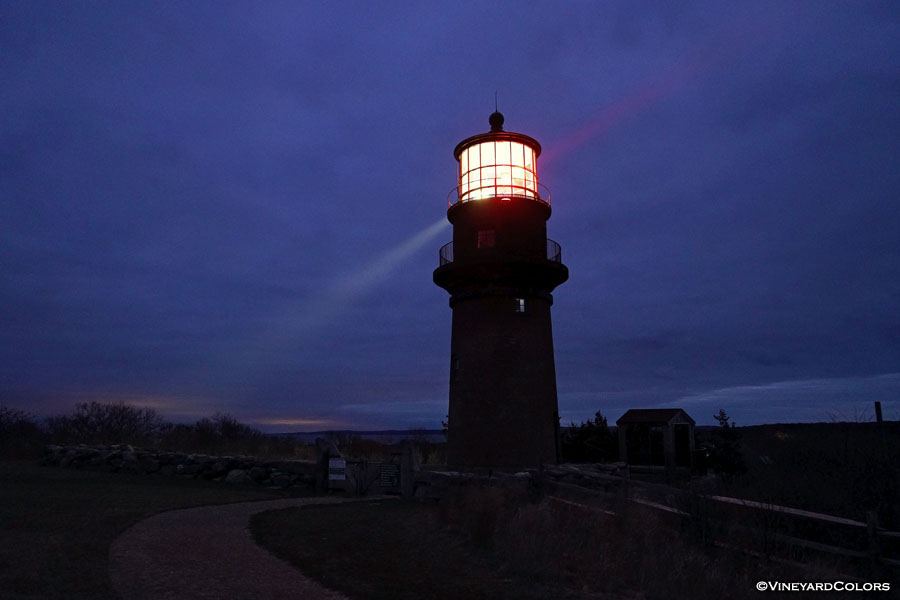 Lighthouse lighting the way